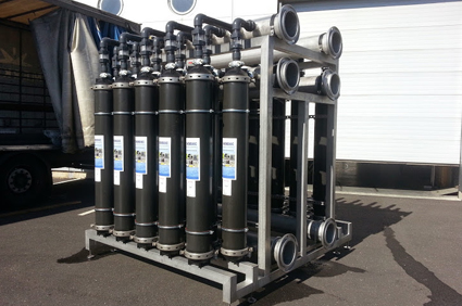 CHEMDOC Water ultrafiltration